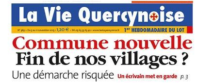 vie quercynoise